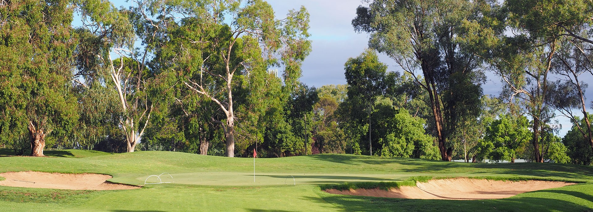 Playing by Lake Albert_Wagga Wagga Country Club